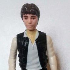 Figuras y Muñecos Star Wars: ANTIGUA FIGURA DE STAR WARS - HAN SOLO - GMFGI 1977 - ORIGINAL DE EPOCA - EN PERFECTO ESTADO - . Lote 147759422