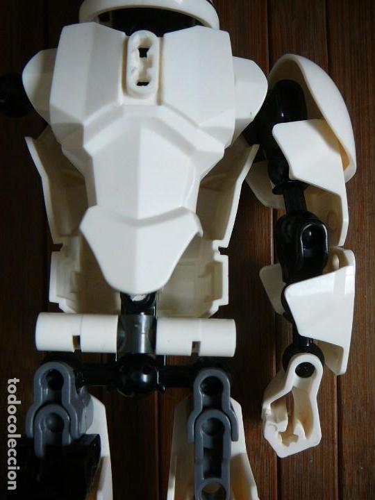 Figuras y Muñecos Star Wars: First order Stormtrooper Lego Star Wars 75114. Soldado Tropas de Asalto. Incompleto. - Foto 13 - 147761666