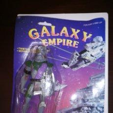Figuras y Muñecos Star Wars: GALAXY EMPIRE BLISTER CON FIGURA DE ACCION BOOTLEG STAR WARS WOOKIEE. Lote 147768764