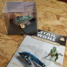 Figurines et Jouets Star Wars: STAR WARS, NAVES Y VEHÍCULOS, SLAVE I. Lote 147819622