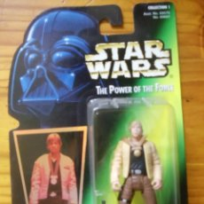 Figuren von Star Wars - Figura Luke Skywalker - Star Wars Power of the Force - Kenner - 148484805
