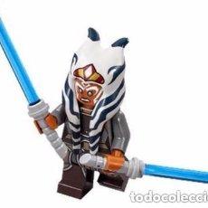 Figuras e Bonecos Star Wars: FIGURA DE STAR WARS, AHSOKA (NUEVO) LOTE 1. Lote 148642338