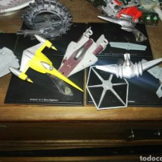 Figuras y Muñecos Star Wars: LOTE NAVES STAR WARS. Lote 148909578