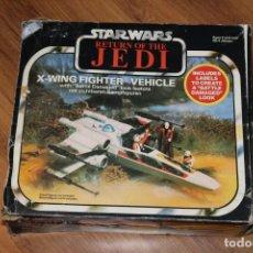 Figuren von Star Wars - Caja original X-Wing fighter nave Luke Star Wars Kenner 1983 - 148951374