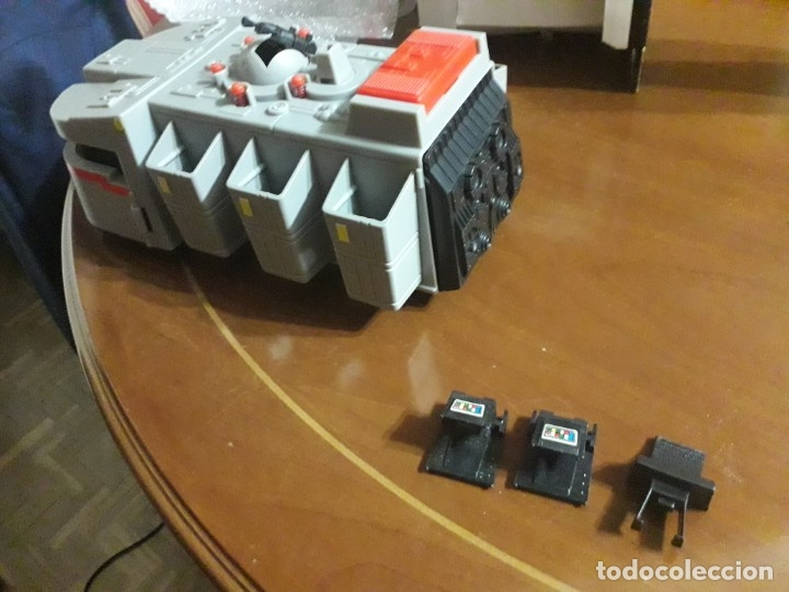 Figuras y Muñecos Star Wars: STAR WARS VINTAGE IMPERIAL TROOP TRANSPORTER 1977 - Foto 10 - 75728399