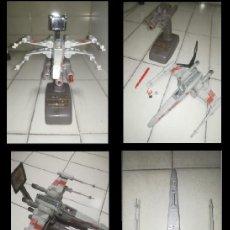 Figuras y Muñecos Star Wars: STAR WARS MICROMACHINES - X-WING FIGHTER (1995) . Lote 149002530