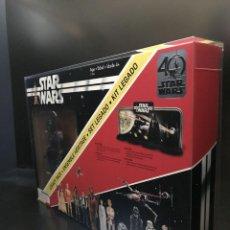 Figuras y Muñecos Star Wars: PANTALLA PROTECTORA DE CAJA DEFLECTOR DC STAR WARS 40TH ANNIVERSARY LEGACY PACK. Lote 149119790