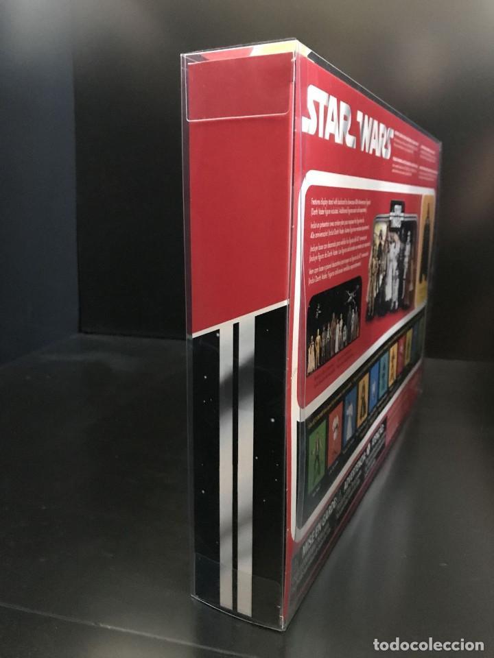 Star Wars 40th aniversario legado Pack Caja Protectora De Pantalla
