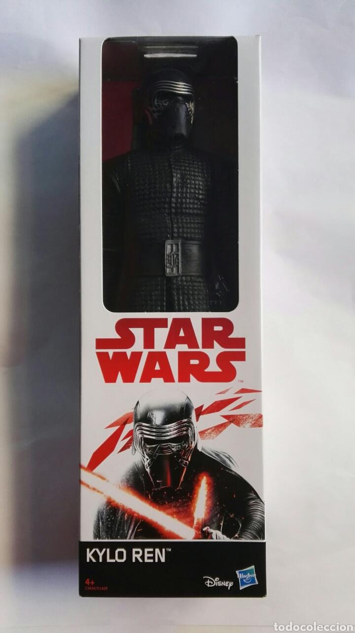FIGURA KYLO REN 30CM NUEVA STAR WARS (Juguetes - Figuras de Acción - Star Wars)