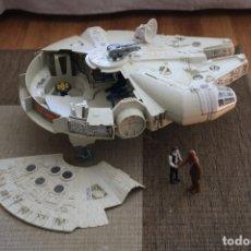 Figuras y Muñecos Star Wars: STAR WARS KENNER 1979 NAVE HALCÓN MILENARIO CASI COMPLETA HAN SOLO CHEWBACCA VINTAGE CPG LUCASFILM. Lote 99884903