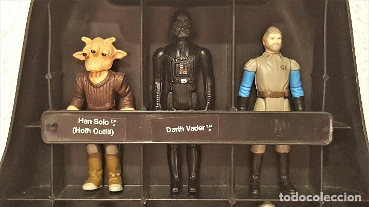 Figuren von Star Wars: STAR WARS ANTIGUO MALETIN MALETA DE DARTH VADER - CARRY CASE - KENNER 1980 - CON 31 FIGURAS - Foto 2 - 150035066