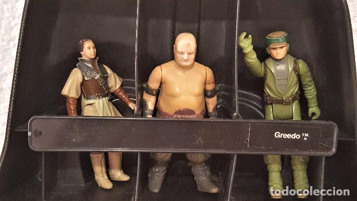 Figuren von Star Wars: STAR WARS ANTIGUO MALETIN MALETA DE DARTH VADER - CARRY CASE - KENNER 1980 - CON 31 FIGURAS - Foto 8 - 150035066
