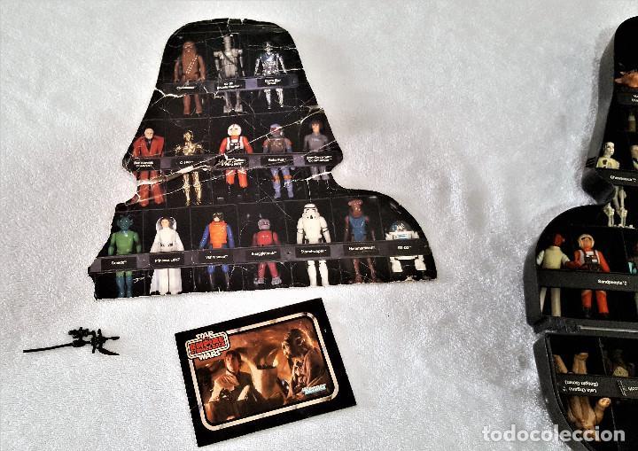 Figuren von Star Wars: STAR WARS ANTIGUO MALETIN MALETA DE DARTH VADER - CARRY CASE - KENNER 1980 - CON 31 FIGURAS - Foto 14 - 150035066