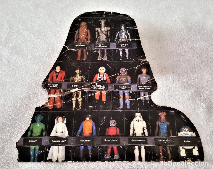 Figuren von Star Wars: STAR WARS ANTIGUO MALETIN MALETA DE DARTH VADER - CARRY CASE - KENNER 1980 - CON 31 FIGURAS - Foto 15 - 150035066