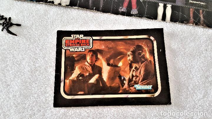 Figuren von Star Wars: STAR WARS ANTIGUO MALETIN MALETA DE DARTH VADER - CARRY CASE - KENNER 1980 - CON 31 FIGURAS - Foto 16 - 150035066