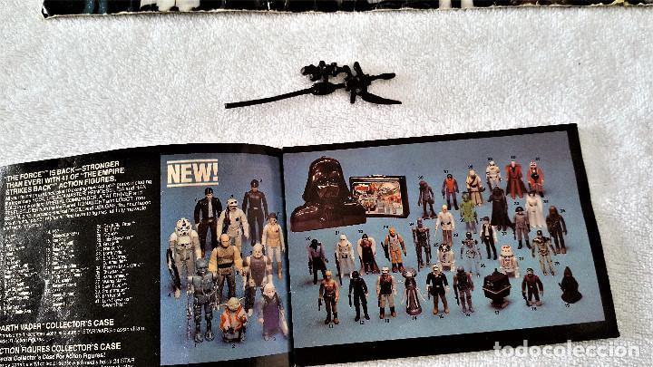 Figuren von Star Wars: STAR WARS ANTIGUO MALETIN MALETA DE DARTH VADER - CARRY CASE - KENNER 1980 - CON 31 FIGURAS - Foto 17 - 150035066