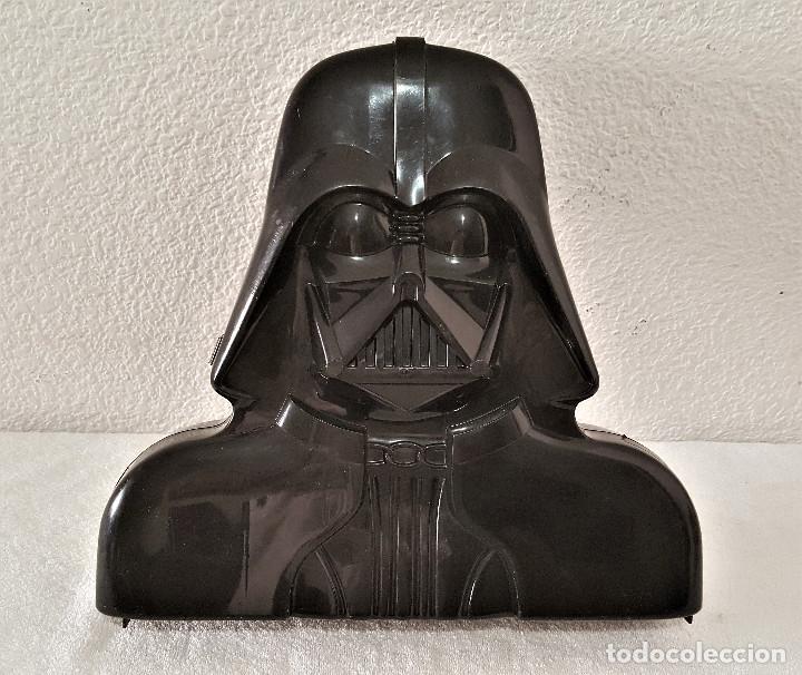 Figuren von Star Wars: STAR WARS ANTIGUO MALETIN MALETA DE DARTH VADER - CARRY CASE - KENNER 1980 - CON 31 FIGURAS - Foto 19 - 150035066