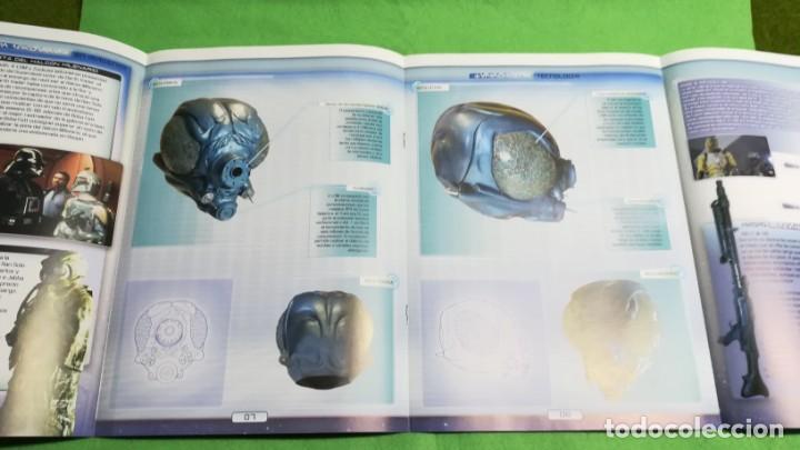 Figuras y Muñecos Star Wars: ALTAYA STAR WARS: CASCOS DE COLECCION Nº 45 - 4-LOM + FASCICULO - Foto 2 - 150603414