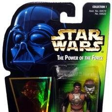 Figuras y Muñecos Star Wars: STAR WARS LANDO CALRISSIAN AS SKIFF GUARD. Lote 150945510
