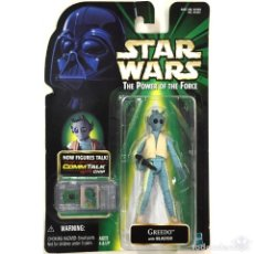 Figuras y Muñecos Star Wars: STAR WARS GREEDO WITH BLASTER. Lote 150946186