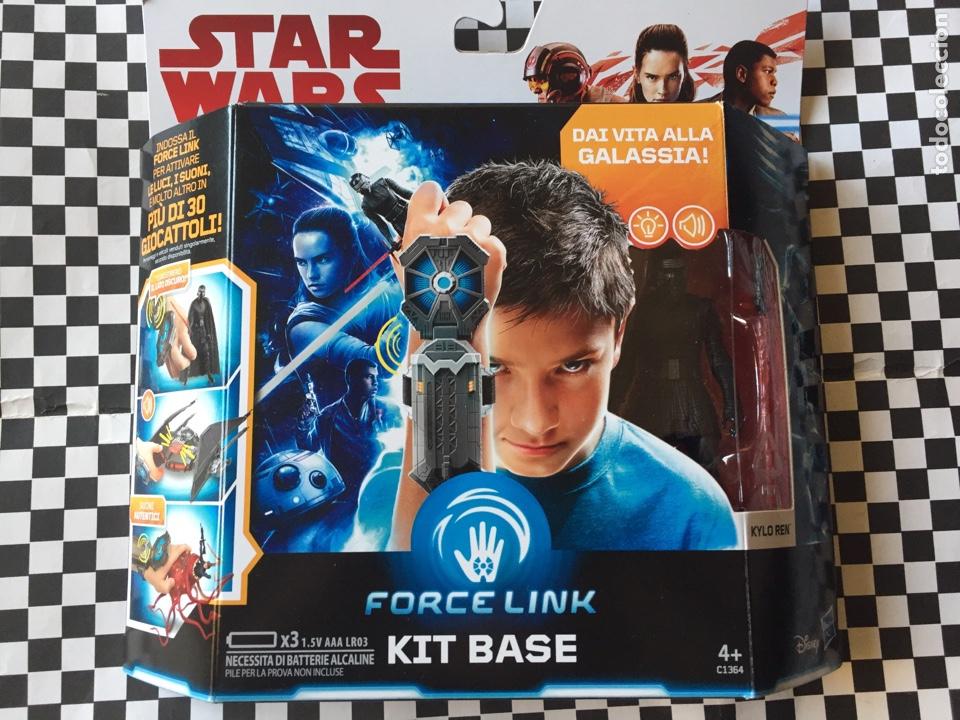 STAR WARS FORCÉ LINK KIT BASE Y KILO REN (Spielzeug - Actionfiguren - Star Wars)