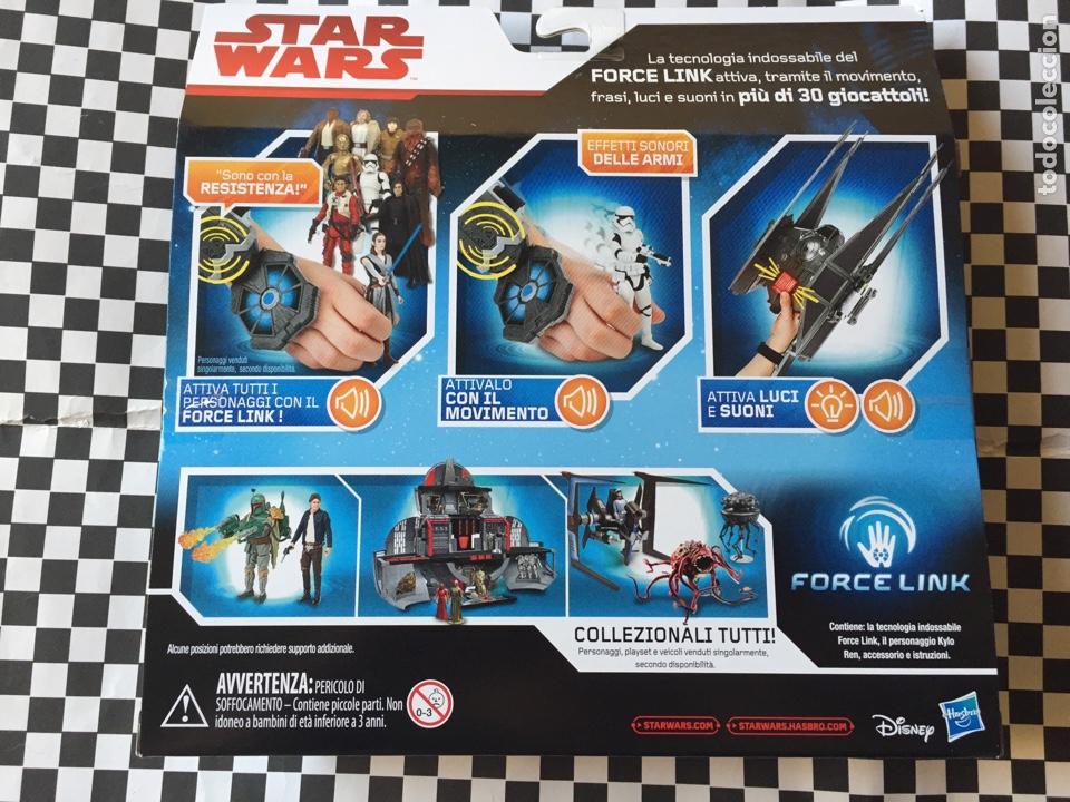 Figuren von Star Wars: Star Wars Forcé Link kit Base y Kilo Ren - Foto 3 - 151115880