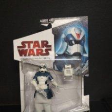 Figuras y Muñecos Star Wars: STAR WARS LEGACY COLLECTION - SNOWTROOPER - HASBRO. Lote 151317626