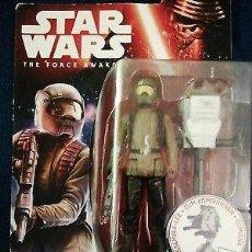 Figuras y Muñecos Star Wars: LOTE 9 FIGURAS STAR WARS HASBRO NUEVAS EN SUS CAJAS.SALIDA 2,5 EUROS.. Lote 151427910