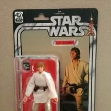 Figuras y Muñecos Star Wars: FIGURA LUKE SKYWALKER 40 ANIVERSARIO STAR WARS KENNER. Lote 151535770