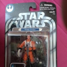 Figuras y Muñecos Star Wars: STAR WARS. WEDGE ANTILLES. THE ORIGINAL. TRILOGY COLLECTION. EN SU BLISTER ORIGINAL. Lote 151553018