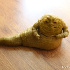 Figuras y Muñecos Star Wars: JABBA THE HUTT FIGURA STAR WARS KENNER 1983 VINTAGE BUEN ESTADO. Lote 146614014