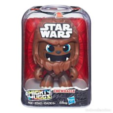 Figuras y Muñecos Star Wars: FIGURA STAR WARS MUÑECO CHEWBACCA FUNKO HASBRO POP. Lote 151759226