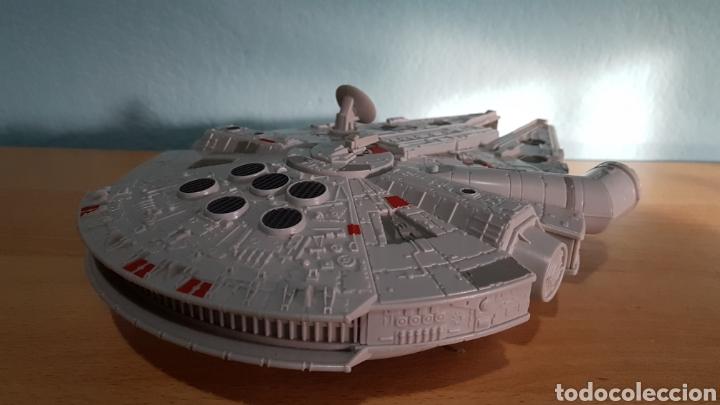 Figuras y Muñecos Star Wars: Halcón milenario thinkway toys-RC VEHICULO CONTROL REMOTO. LFL LUCASFILM. STAR WARS. - Foto 2 - 151849593