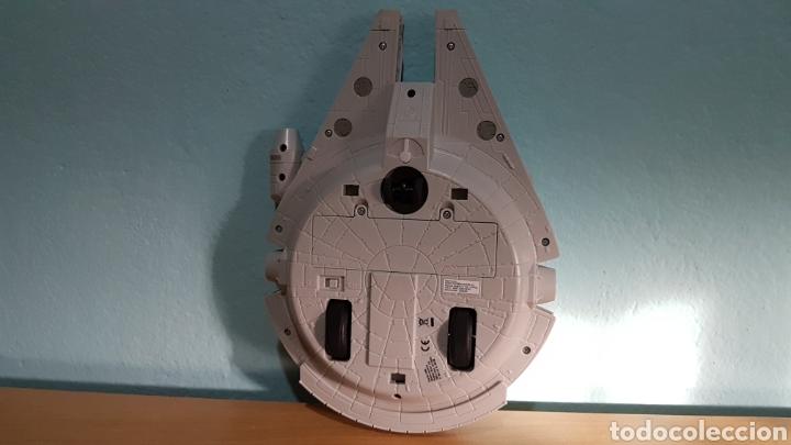 Figuras y Muñecos Star Wars: Halcón milenario thinkway toys-RC VEHICULO CONTROL REMOTO. LFL LUCASFILM. STAR WARS. - Foto 3 - 151849593
