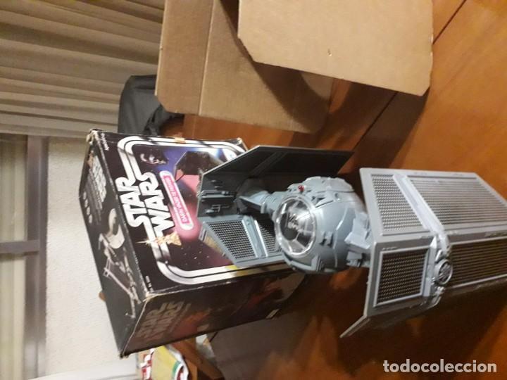 Figuras y Muñecos Star Wars: STAR WARS VINTAGE DARTH VADER VINTAGE 1977 TIE FIGHTER - Foto 4 - 151873190