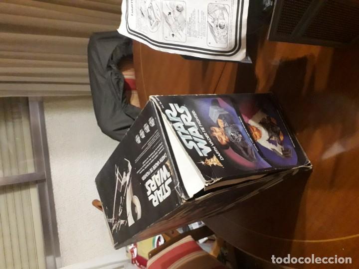 Figuras y Muñecos Star Wars: STAR WARS VINTAGE DARTH VADER VINTAGE 1977 TIE FIGHTER - Foto 9 - 151873190