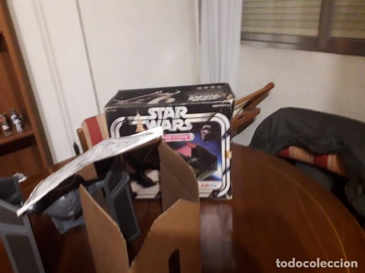 Figuras y Muñecos Star Wars: STAR WARS VINTAGE DARTH VADER VINTAGE 1977 TIE FIGHTER - Foto 10 - 151873190