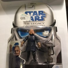 Figuras y Muñecos Star Wars: STAR WARS THE LEGACY COLLECTION UGNAUGHT. Lote 151909145