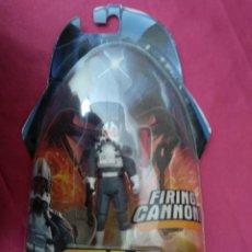 Figuras y Muñecos Star Wars: STAR WARS. CLONE PILOT. FIRING CANNON. REVENGE OF THE SITH. EN SU BLISTER ORIGINAL. Lote 151963014