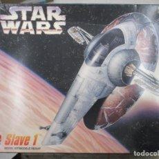 Figuras y Muñecos Star Wars: STAR WARS - MAQUETA - SLAVE 1 - NAVE BOBA FETT - CON CAJA NUEVA. Lote 151999318