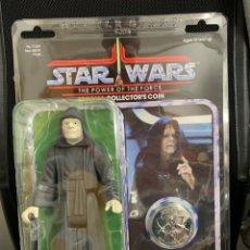 Figuras y Muñecos Star Wars: FIGURA EMPERADOR PALPATINE STAR WARS JUMBO KENNER. Lote 152144449