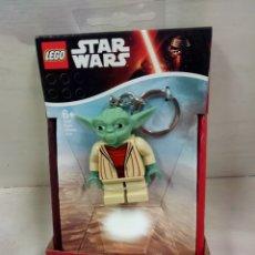 Figuras y Muñecos Star Wars: YODA LEDLITE LEGOSTAR WARS. Lote 152154345
