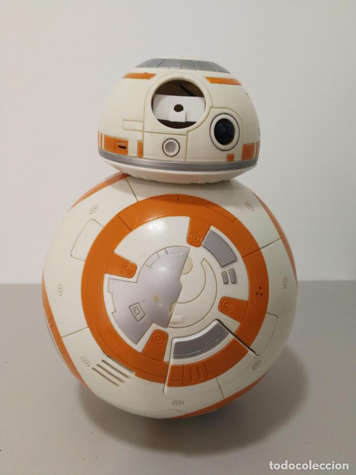ROBOT INTERACTIVO BB8 STAR WARS (Juguetes - Figuras de Acción - Star Wars)