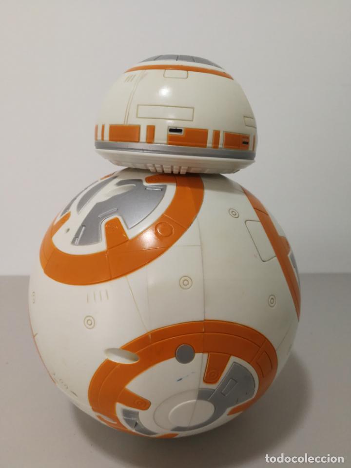 Figuras y Muñecos Star Wars: ROBOT INTERACTIVO BB8 STAR WARS - Foto 2 - 152171366