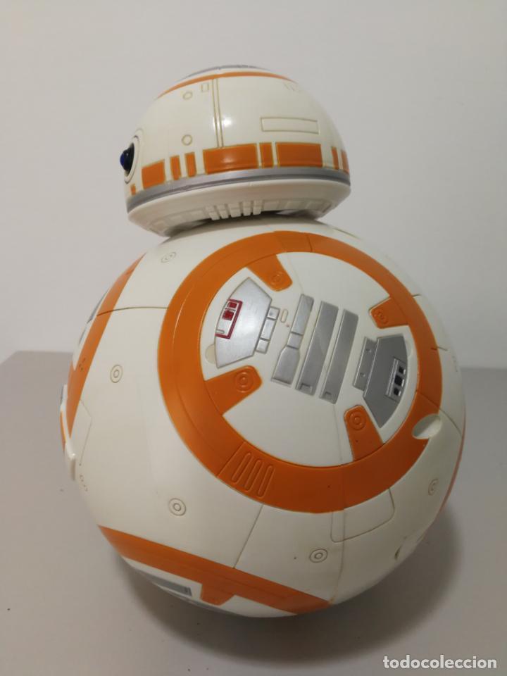 Figuras y Muñecos Star Wars: ROBOT INTERACTIVO BB8 STAR WARS - Foto 3 - 152171366