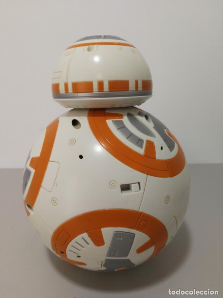 Figuras y Muñecos Star Wars: ROBOT INTERACTIVO BB8 STAR WARS - Foto 4 - 152171366