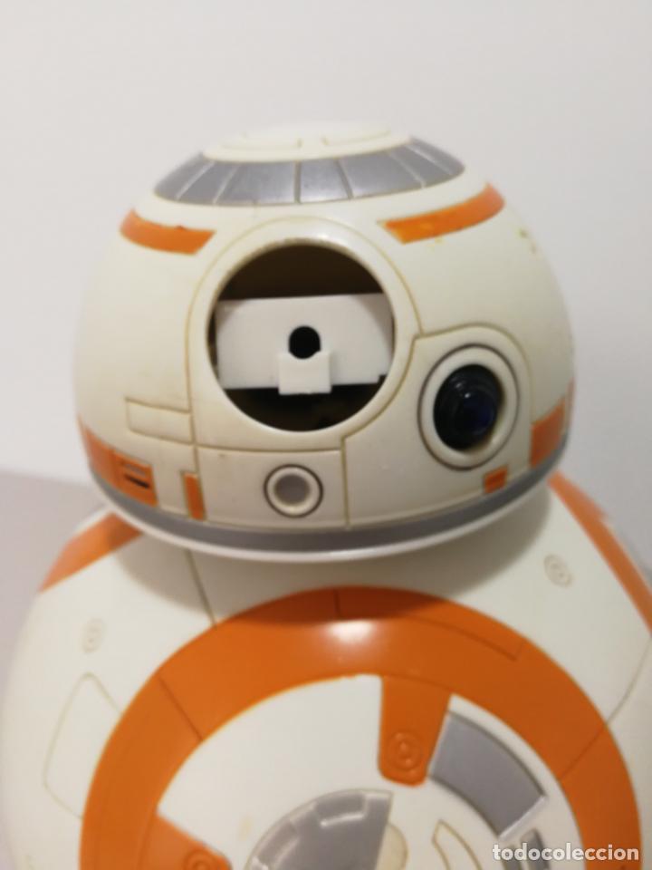 Figuras y Muñecos Star Wars: ROBOT INTERACTIVO BB8 STAR WARS - Foto 5 - 152171366