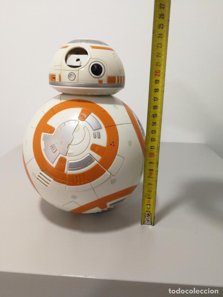Figuras y Muñecos Star Wars: ROBOT INTERACTIVO BB8 STAR WARS - Foto 8 - 152171366
