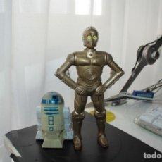 Figuras y Muñecos Star Wars: R2D2 Y C-3PO BURGUER KING. Lote 152174246