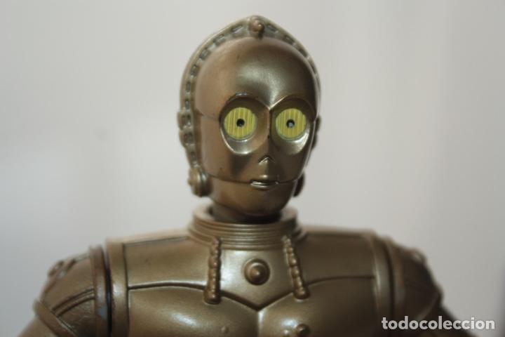 Figuras y Muñecos Star Wars: R2D2 Y C-3PO BURGUER KING - Foto 2 - 152174246